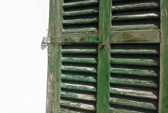 Restauraci n de persianas mallorquinas toni revilo - Mallorquinas de madera ...